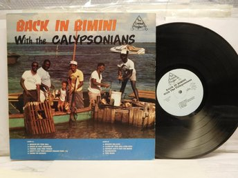 CALYPSONIANS - BACK IN BIMINI WITH THE