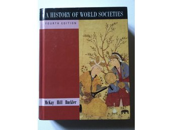 A HISTORY OF WORLD SOCIETIES, bok över 1200 sidor
