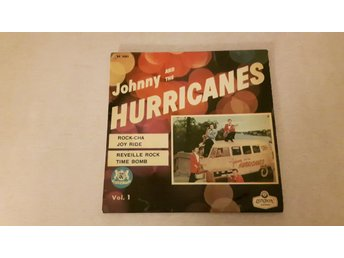 Johnny And The Hurricanes - Rock-Cha (Endast Omslag)