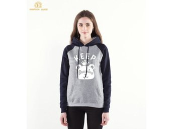 Damtröja Autumn Women Raglan Hoodies Keep dark blue 1 S