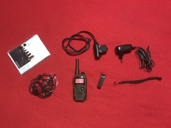 1st TopCom Twin Talker 9500 Airsoft Edition.