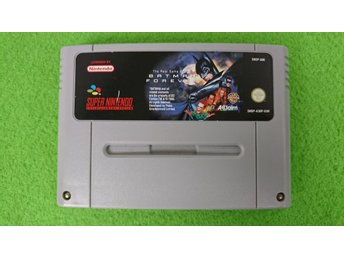 Batman Forever Super Nintendo Snes