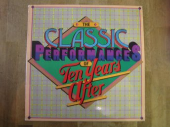 Ten Years After- The Classic Performances Of Ten Years After (LP) Toppskick!