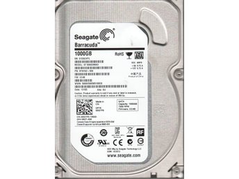 Seagate Barracuda 1000GB