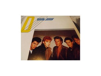 "DURAN DURAN ""PROMO"" 1981 JAPAN PRESS Vinylborsen-skivbutik"