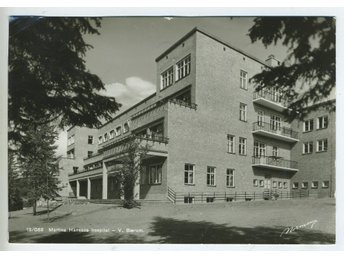13-088.MARTINA HANSENS HOSPITAL V.BAERUM.KV 9.1947.