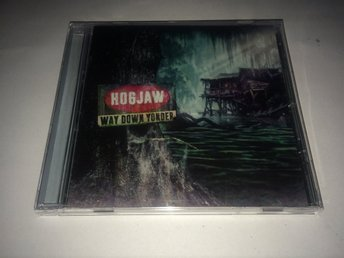HOGJAW Way Down Yonder CD 2018 USA Import Southern Rock