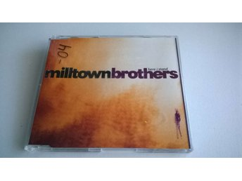 Milltown Brothers ‎- Here I Stand, single, CD