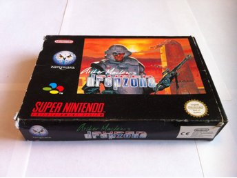SNES: Super Dropzone/Drop Zone