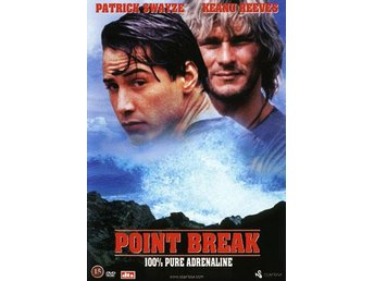 Point Break (1991) *UTGÅTT!* - Läckeby - Point Break (1991) *UTGÅTT!* - Läckeby