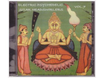 ELECTRIC PSYCHEDELIC SITAR HEADWIRLERS       CD