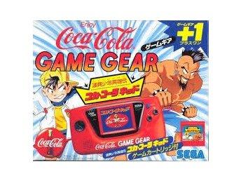 Coca Cola Kid - Sega GameGear - Varberg - Coca Cola Kid - Sega GameGear - Varberg