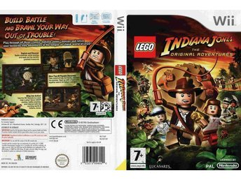 Lego Indiana Jones Nintendo Wii