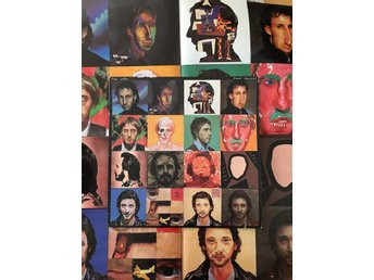 The Who - Face Dances - US med poster