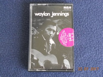 WAYLON JENNINGS - Singer of sad songs, kassett RCA England 1970
