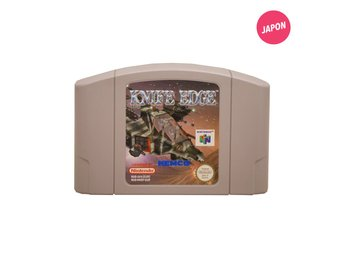 Knife Edge (EUR / N64)