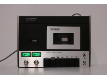 NATIONAL PANASONIC RS-260USD CASSETTE PALAYER / RECORDER