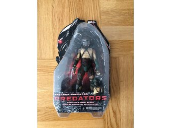 Tracker Predator actionfigur by Neca