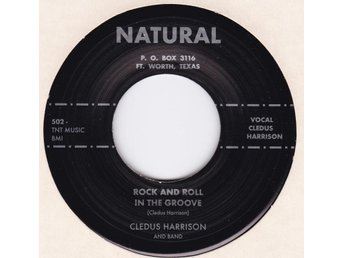 CLEDUS HARRISON-rock and roll in the groove NATURAL 502