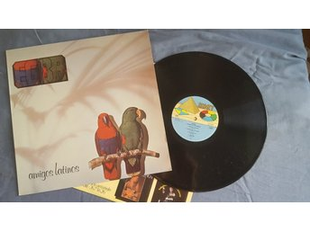 EGBA - AMIGOS LATINOS Original LP  *MINT*
