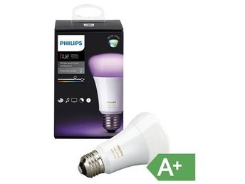 Philips Hue LED-lampa Color 10W A60 E27 Philips.