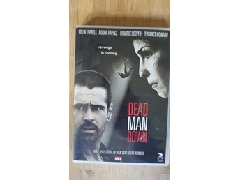 Death man down,Noomi Rapace,Colin Farell .thriller ,dvd