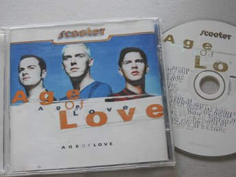 Scooter - Age of Love CD 1997