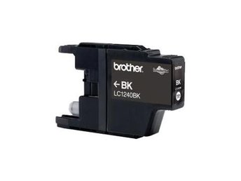 FP Brother LC1240BK Black 600sid.