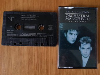 The Best Of OMD Orchestral Manoeuvres In The Dark kassettband