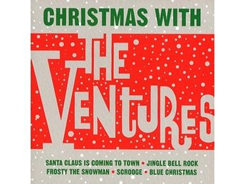 Ventures: Christmas with The Ventures 1965 (CD)