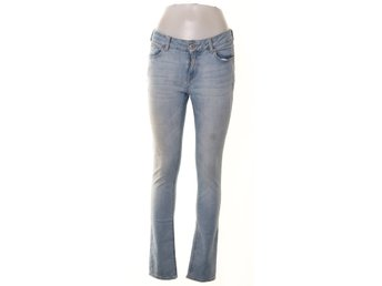 Denim By Lindex, Jeans, Strl: 40, Blå
