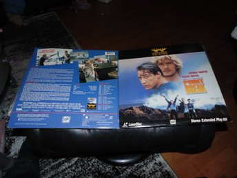 Point Break - Widescreen special edtion - 2st Laserdisc