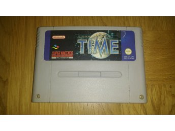 Super Nintendo/SNES: Illusion of Time (UKV)