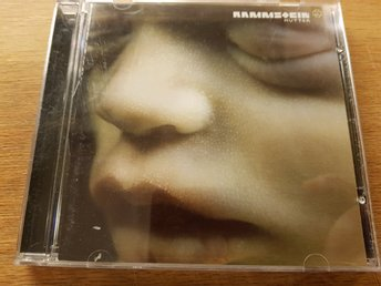 RAMMSTEIN – Mutter CD 2001 Nyskick!