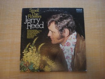 LP:n Jerry Reed med Smell the flowers