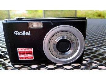 Digitalkamera Rollei 750 SE, 16 mp, 4 GB minne, nyskick - Broby - Digitalkamera Rollei 750 SE, 16 mp, 4 GB minne, nyskick - Broby