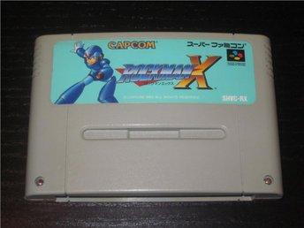 Rockman X / Megaman X till SFC SNES - Ekerö - Rockman X / Megaman X till SFC SNES - Ekerö