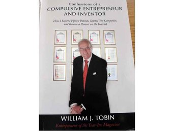 """Confessions of a Compulsive Entrepreneur and Inventor - ISBN: 9781452077819"