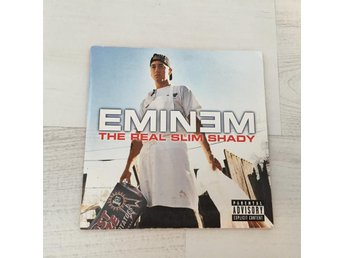 EMINEM - THE REAL SLIM SHADY. (CD-SINGEL)