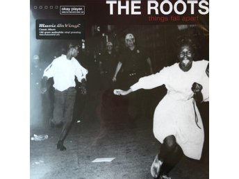 THE ROOTS - THINGS FALL APART 2-LP 180G GATEFOLD