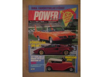 Power Magazine Nr:3-1987