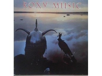 Roxy Music title* Avalon* Pop Rock, Art Rock Scandinvia LP