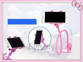 Smartphone Holder Lazy Arm Rosa - Dongguan - Smartphone Holder Lazy Arm Rosa - Dongguan