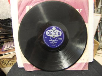 TOMMY STEELE     78 RPM      SINGING THE BLUES    ORGINAL PRESS   VERY RARE