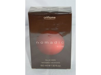 Oriflame Nomadic for men - 50ml edt NY!