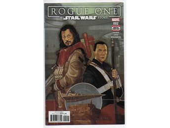 Star Wars: Rogue One Adaptation # 2 NM Ny Import