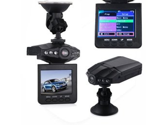"2.5"" Full HD Car Dash DVR Camera Recorder Cam Night Vision+Battery"