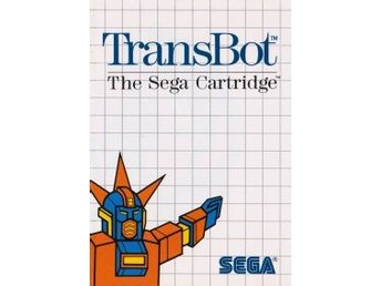 TransBot : The Sega Cartridge (Komplett) (Beg)