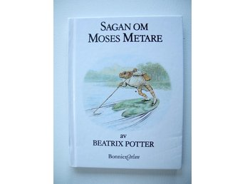 SAGAN OM MOSES METARE Beatrix Potter 1994