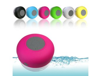 Bluetooth Shower Water Resistant Spea...